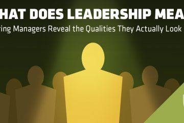what does leadership mean to you essay