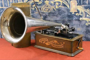 essay on phonograph