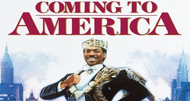 Coming To America essay