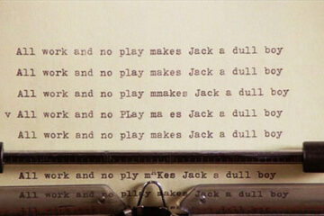 all work and no play makes jack a dull boy essay