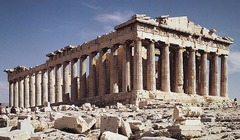 The Parthenon was designed to honor: