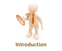 What goes in an Introduction Paragraph?